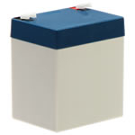 "12 Volt 5 Amp Battery for RTI Nitrogen System. 3.54"" X 2.76"" X 4"""